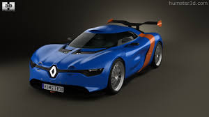 renault alpine a110 50 360 view of renault alpine a110 50 2012 3d model hum3d store