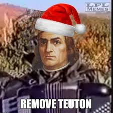 Fat Memes - merry christmas and for teutonic order low fat lithuanian