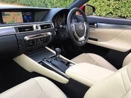 lexus auto trader uk used lexus gs 300 saloon 2 5 f sport e cvt 4dr in birkenhead