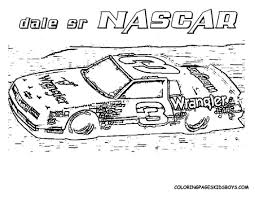 beautiful nascar coloring pages pictures printable coloring