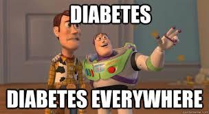 Meme Diabetes - diabetesmeme diabetic meme diabetes toystory woody
