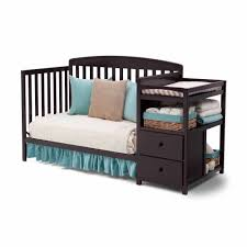 Delta Nursery Furniture Sets by Delta Children Royal Convertible Crib N Changer White Walmart Com