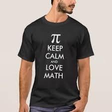 Make Your Own Keep Calm Meme - customizable internet meme keep calm and love math t shirt