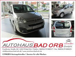 Bad Orb Plz Gebrauchte Citroen Berlingo Pkw Zum Verkauf Dillenburg Cargurus