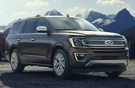2018 ford expedition exterior color options