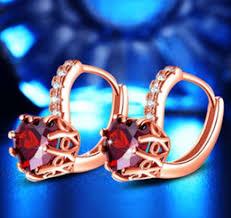 clip on earrings australia heart clip earrings australia new featured heart clip