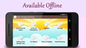 cbse 11th english class notes android apps on google play