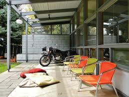 modern mid century rural mid century modern midcentury patio seattle by