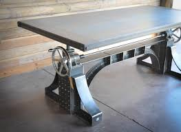 Industrial Style Dining Room Tables by Best Industrial Dining Room Tables Images Home Design Ideas