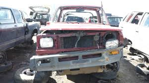 suzuki jeep 1990 junkyard find 1990 daihatsu rocky the truth about cars