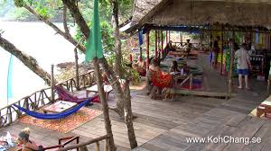 treehouse long beach at koh chang the backpacker paradise youtube