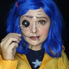 Coraline Halloween Costume Coraline Button Eyes Prescription Button Eyes