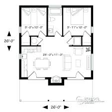 small floor plans cottages small 2 bedroom cottage floor plans cabin two log cabins in the