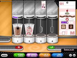 jeux de cuisine papa cupcakeria papa s freezeria kizi is