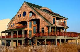 modern beach houses for sale wsj