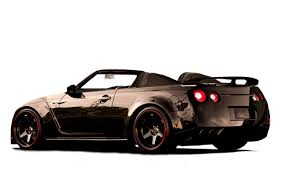 nissan coupe convertible nissan gt r convertible by newport convertible engineering photo