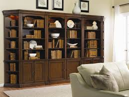hooker furniture cherry creek traditional bookcase modular wall