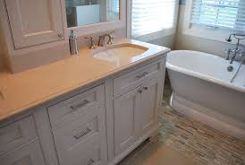 Waterfall Glass Tile Stone Waterfall Tile Bathroom Remodel In Rochester Ny Concept Ii