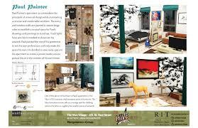 amy sanderson model apartment 1 interior design
