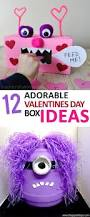 12 adorable valentines day box ideas