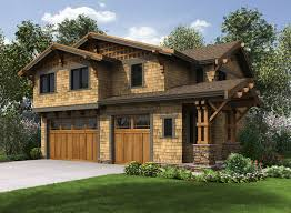 house plans with rear view rustic carriage house plan 23602jd architectural designs
