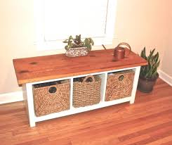 best of storage cubby bench reclaimed wood entryway seating bench