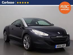 peugeot rcz 2010 used peugeot rcz prices reviews faults advice specs u0026 stats