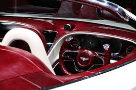 red bentley convertible electric bentley convertible concept proves evs don u0027t need to make