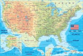 map us hd map usa image major tourist attractions maps