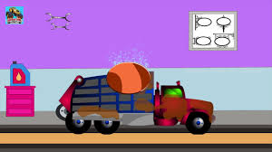 monster truck games videos for kids garbage truck wash monster truck videos children game videos