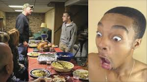psycho kid ruins thanksgiving reaction rant