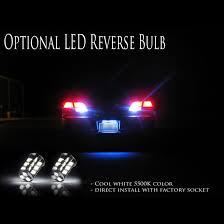 2010 toyota tundra tail light bulb replacement 07 12 toyota tundra euro style bright led tail lights smoked