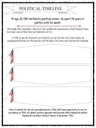 franklin d roosevelt facts u0026 worksheets for kids study resource