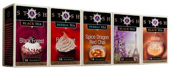 stash tea business