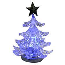 small christmas tree usb powered miniature christmas tree w multicolor