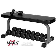 xmark xm 4414 flat weight bench review