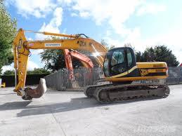 Used Jcb Js 200 Crawler Excavators Year 2006 For Sale Mascus Usa