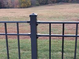 wrought iron fence panels with wood panels peiranos fences
