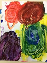 Make Purple Paint World Of Wonder In Kindergarten