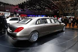 2015 mercedes s class price mercedes maybach s class pullman revealed autocar