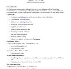 Best Objective For A Resume by Extremely Creative What Is A Good Objective For Resume 11 Banker