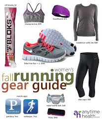 10 Must Fitness Gear Essentials by Fall Gear Guide S Running Essentials Anytime Health Oh