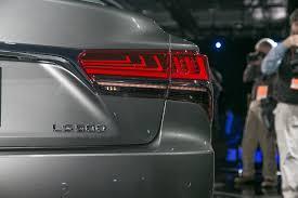 lexus f sport trunk show 2018 lexus ls 500 f sport coming to new york photo u0026 image gallery