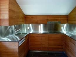 meubles cuisine inox meuble de cuisine en bois surprenant cuisine en bois