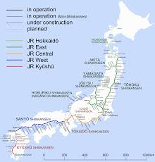 Miami Train Map by Japan Bullet Train Map Road The Train Osaka To Hiroshima Where