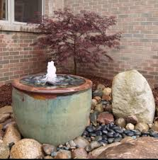 20 water garden fountains that will steal the show container