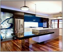 Futuristic Kitchen Designs Kitchens Astonishing Futuristic Kitchen Interior Design In Modern
