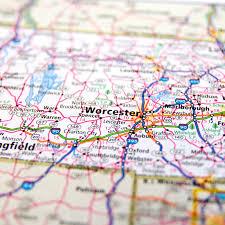 road map massachusetts usa highway map of massachusetts usa stock photo image of hudson
