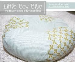 little boy blue toddler bean bag moda bake shop