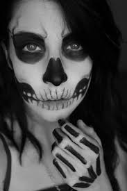 the best and easy scary halloween makeup ideas